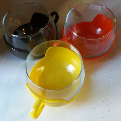 Open Plaats - Dag van De Kringwinkel: retro glaasjes op zolder