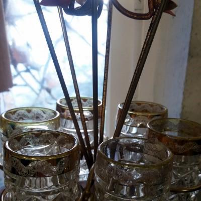 Open Plaats - Dag van De Kringwinkel: vintage glazen op zolder