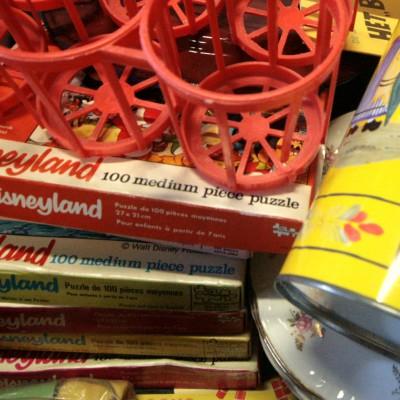 Open Plaats - retro gezelschapsspel in de kringloopwinkel