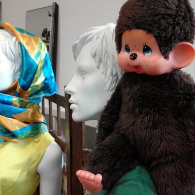 Open Plaats - Dag van De Kringwinkel: retro kleding op zolder