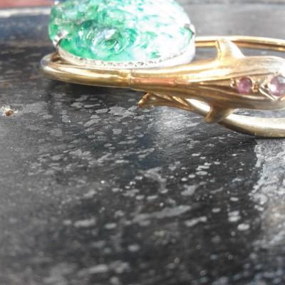 Open Plaats - Dag van De Kringwinkel: oude armband op zolder