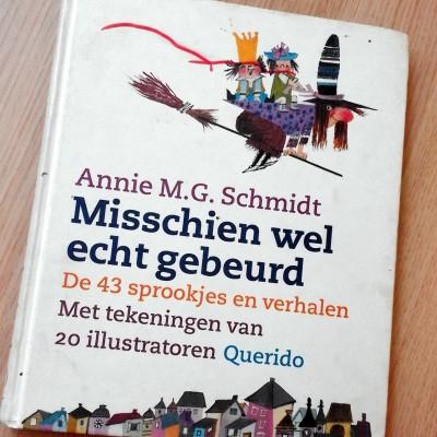 Open Plaats - Nostalgische boeken van Annie MG Schmidt in de kringloopwinkel