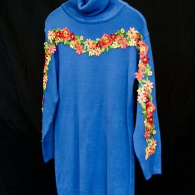 Open Plaats - retro kleedje