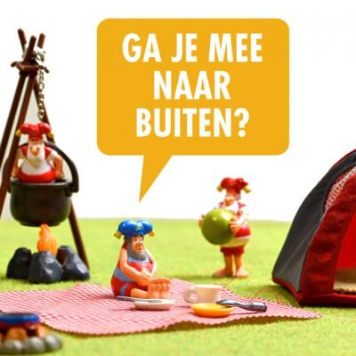 Open Plaats - tweedehands materiaal voor camping, barbecue, picknick en buitenspeelgoed