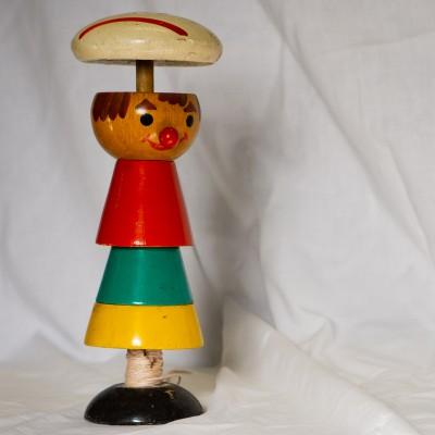 Open Plaats - vintage tweedehands houten speelgoed in de kringloopwinkel gent en destelbergen