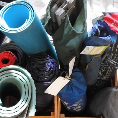 Open Plaats - Alle accessoires voor de kampeerders.