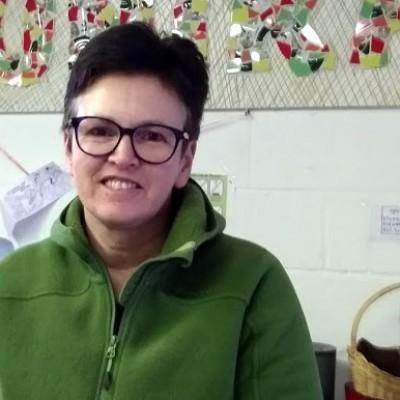 Open Plaats - Ann wil zich inzetten voor mens en milieu. Naast haar job doet ze ook vrijwilligerswerk