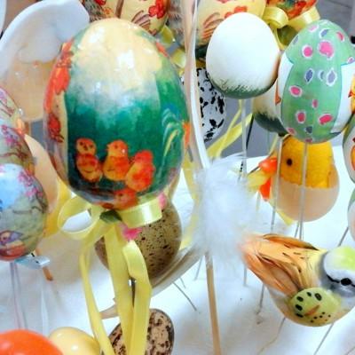 Open Plaats - tweedehands lentedecoratie in de kringloopwinkel