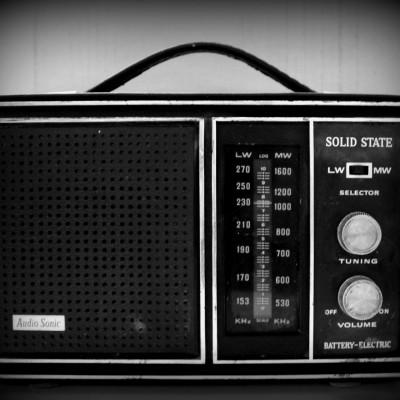 Open Plaats - Retrodag 2019: oude radio uit de jaren 60 in De Kringwinkel