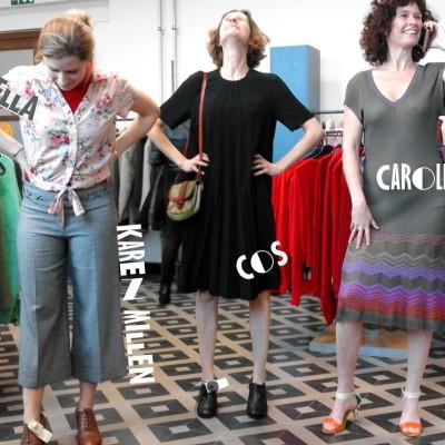 Open Plaats - designermode en merkkledij van Edith & Ella, Karen Millen, COS en Caroline Biss