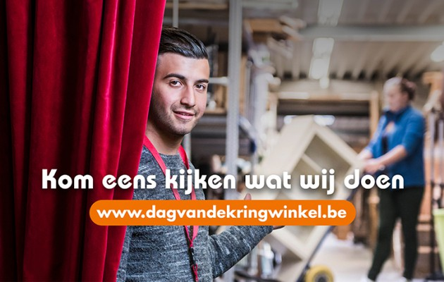 Open Plaats Dag van De Kringwinkel 2018
