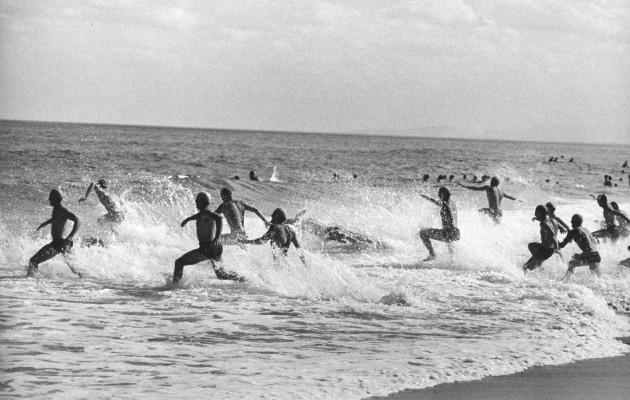 Open Plaats Alles voor een frisse duik in zee: zwemshort, bikini, badpak, zwemvliezen, snorkel,...