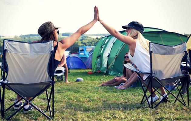 Open Plaats een tent, slaapzak of matje vind je ook tweedehands