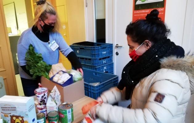 Open Plaats Voedselbank geeft meer dan voeding maar zoekt ook naar oplossingen voor kwetsbare mensen