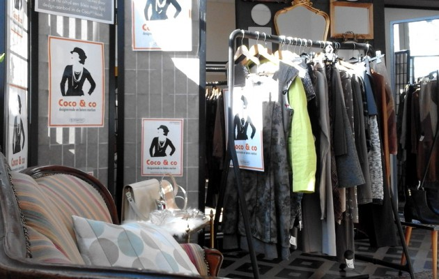 Open Plaats tweedehands design fashion en merkkleren in de kringloopwinkel