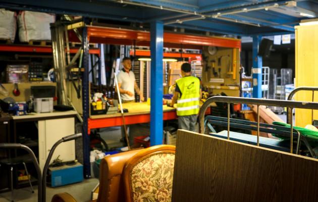 Kringwinkels Open Plaats Brugse Poort Gent En Destelbergen