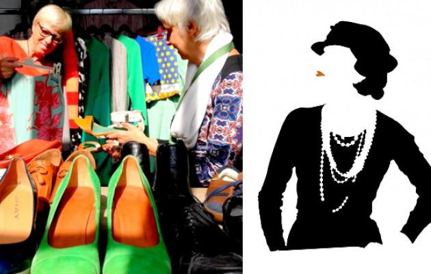 Open Plaats designermode en merkkledij in de kringloopwinkel