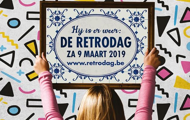Open Plaats Retrodag 2019: schatten in De Kringwinkel
